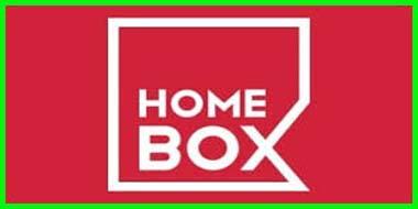 كوبون خصم Home Box