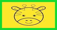 كوبون خصم زرافة للاطفال